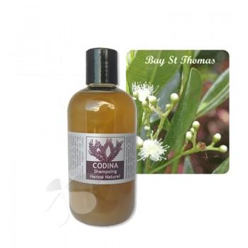 Shampoing bio au Henné naturel pour cheveux colorés