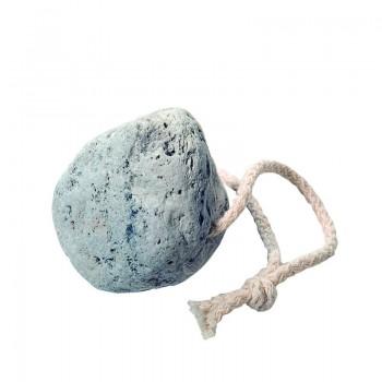 Pierre ponce volcanique avec corde Croll et Denecke