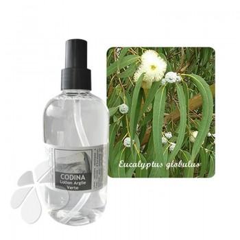 Lotion capillaire biologique Eucalyptus - cheveux gras