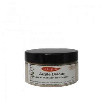Argile Béloun pour cheveux normaux tendance grasse