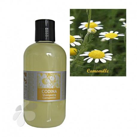 Shampoing liquide bio Camomille