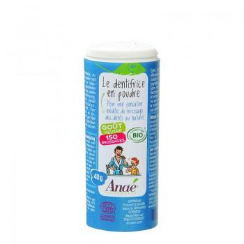 Le dentifrice en poudre Anaé