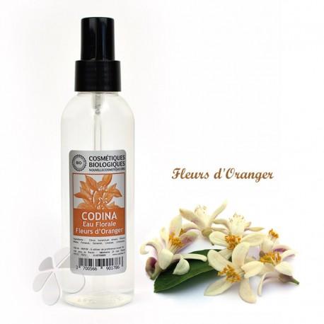 Eau Florale Bio De Fleurs D Oranger Calmante Et Adoucissante
