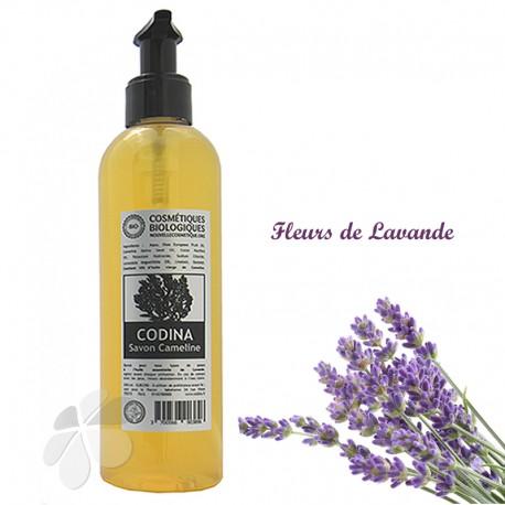 Savon liquide bio Cameline Lavande Codina