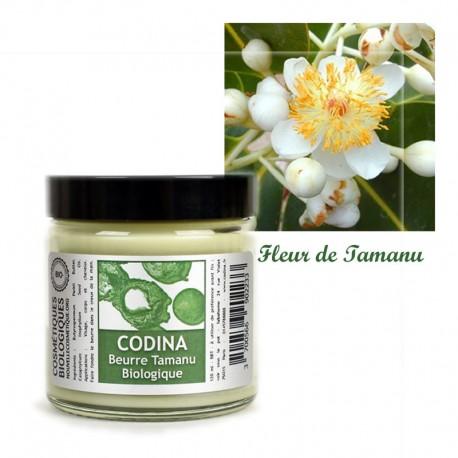 Beurre Tamanu biologique