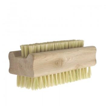 Brosse à ongle en hêtre et fibres d'agave FSC®