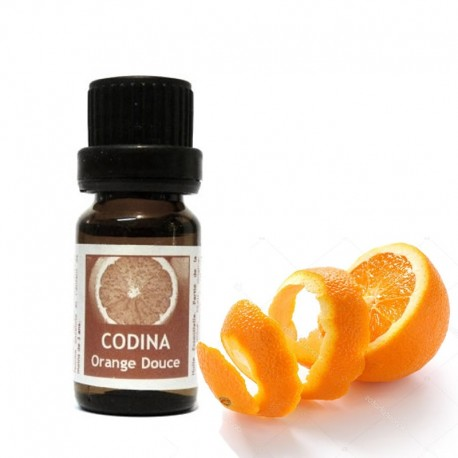 Huile essentielle Orange Douce Biologique