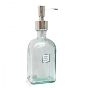 Distributeur de savon en verre recyclé Anaé