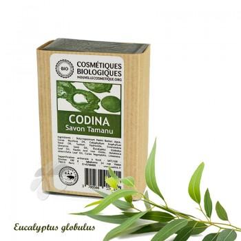 Savon bio Tamanu & Eucalyptus - Antiseptique