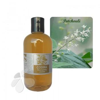Shampoing liquide bio Jojoba Patchouli - cheveux secs