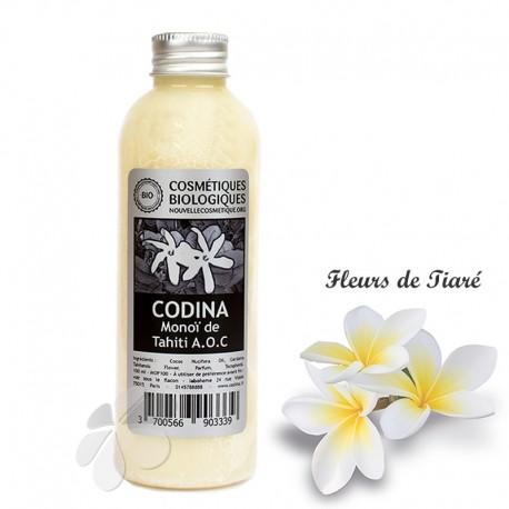 Monoï Tahiti A.O.C parfumé Fleurs de Tiaré