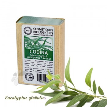Savon Marbré Eucalyptus / Avocat