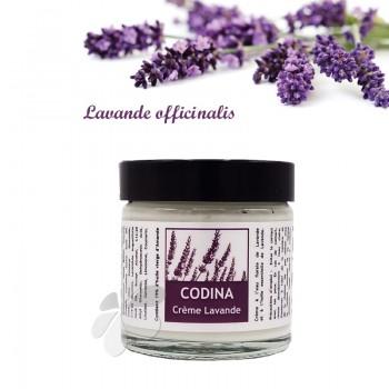 Crème bio Lavande Cameline Codina