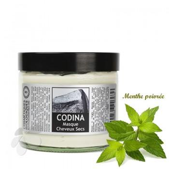 Masque capillaire bio pour cheveux secs 250 ml