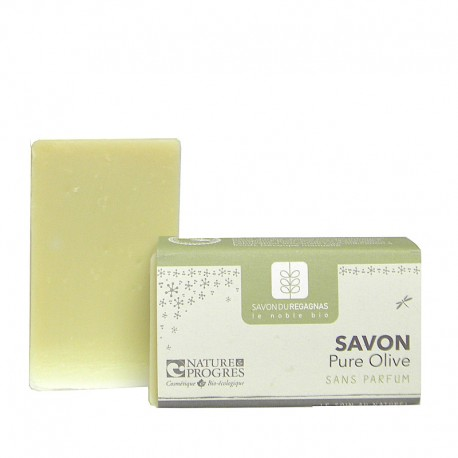 Savon Pure Olive sans parfum