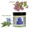 Crème bio Bourrache / Marjolaine Codina