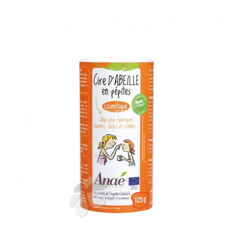 Cire d'Abeille Cosmétique en pépites Anaé - 100 g